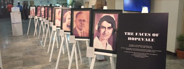 HOPEVALE MARTYRS: Remembering the past, inspired for the future