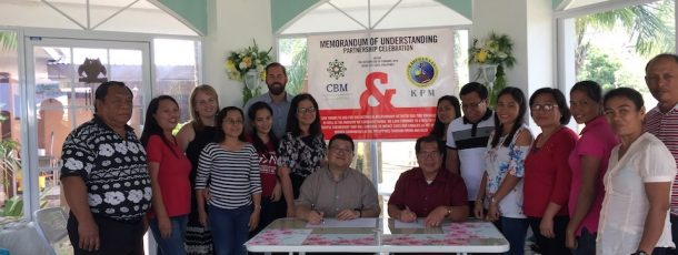 An Expanding Partnership: CBM and KPM Sign MOU
